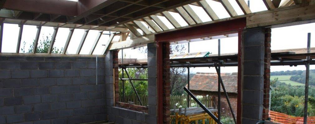 REAR EXTENSION DESIGN STRUCTURAL ENGINEER RYE AND EASTBOURNE