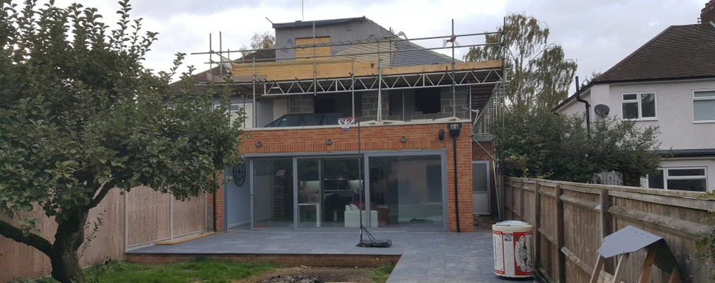 REAR EXTENSION DESIGN STRUCTURAL ENGINEER LONDON
